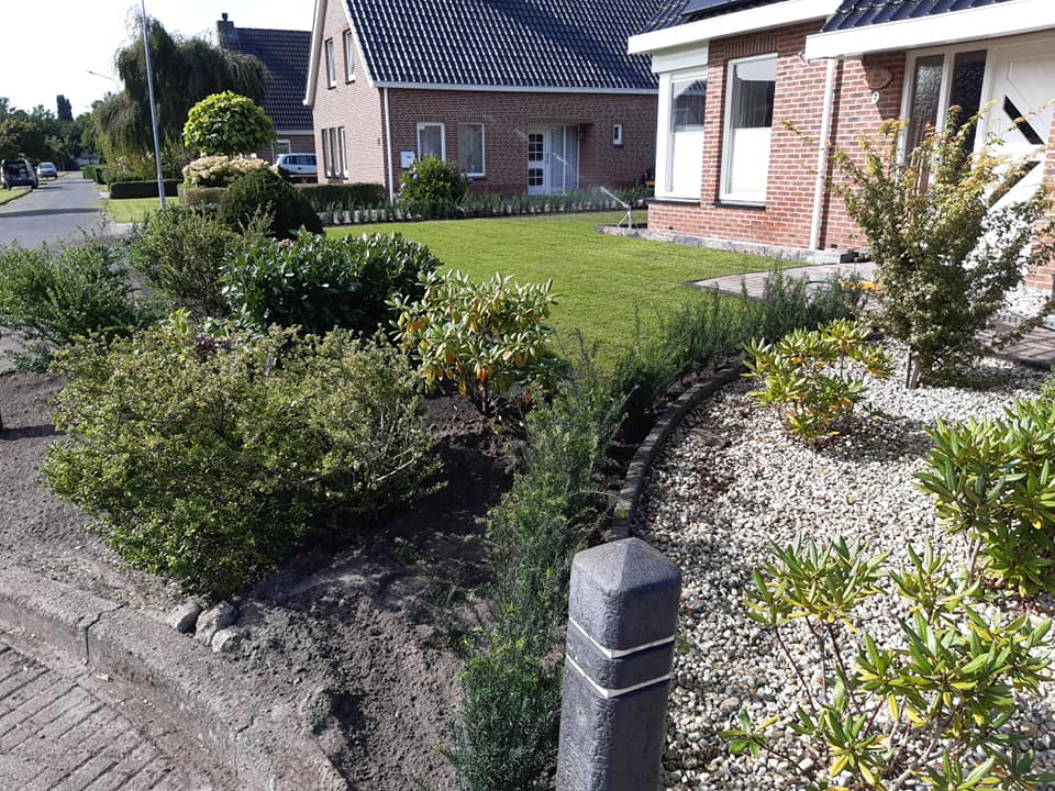 Volledig onderhoud van uw tuin